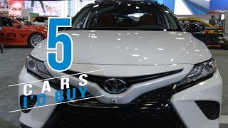 Download 5 Cars I'd buy, 5 I wouldn't buy at the Detroit auto show Video