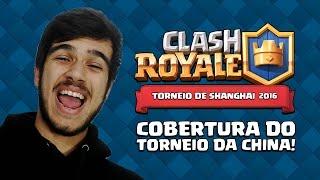 Download COBERTURA DO TORNEIO NA CHINA DE CLASH ROYALE - PT-BR Video