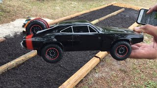 Download Dirt Drag Racing Track for Off Road Toys Video