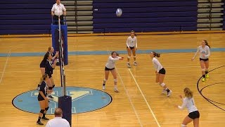 Download Varsity Volleyball: Thomas Jefferson at Yorktown 2016 Video