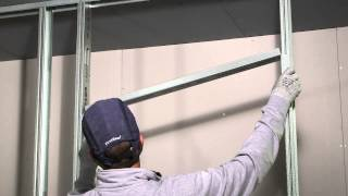 Download How to install GypWall Classic - The definitive metal stud partition system | British Gypsum Video