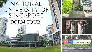 Download National University of Singapore Dorm Tour | Utown Residence Video