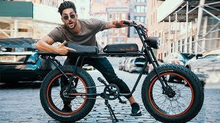 Download WORLDS BEST ELECTRIC BIKE *GIVEAWAY* Video