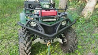 Download ″UPDATE″ Ultimate Adventure ATV ! YAMAHA GRIZZLY 700 Video