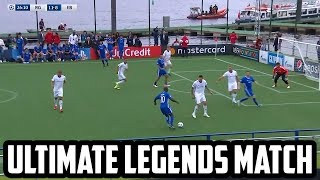 Download UCL LEGENDS (FULL MATCH) | ft. F2FREESTYLERS, FIGO, SEEDORF, ROBERTO CARLOS & more! Video