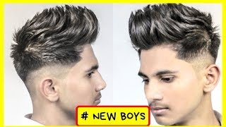Kids Haircut For Boys Stylish Haircut For Boys 2019 Boys