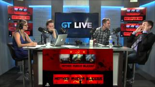 Download E3 2015 - Final Fantasy VII Remake and Shenmue III Reaction Gametrailers (GT Live) Video