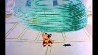 Download Terrytoons Mighty Mouse - ″The Mysterious Package″ (1960) Video