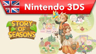 Download Story of Seasons - Trailer (Nintendo 3DS) Video