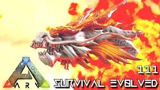 Download ARK: SURVIVAL EVOLVED - MYTH DRAGON SNAKE & KING MAMMOTH E111 !!! ( ARK EXTINCTION CORE MODDED ) Video