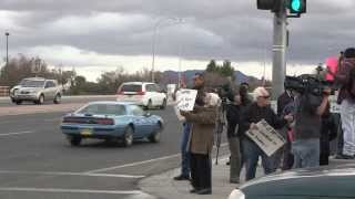 Download National Minimum Wage Increase Protest Reaches Las Cruces Video
