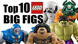 Download Top 10 LEGO Big Figs! Video