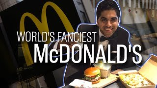 Download We tried out the world's fanciest McDonald's | CNBC Reports Video