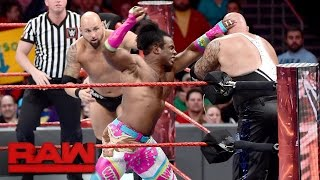 Download The New Day vs. Luke Gallows & Karl Anderson - Raw Tag Team Championship Match: Raw, Nov. 28, 2016 Video