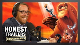 Download Lion King Director Reacts to Honest Trailer! - Honest Reactions w/ Rob Minkoff Video