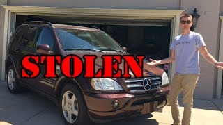 Download My Mercedes ML55 was STOLEN by a Really Stupid Thief. Video
