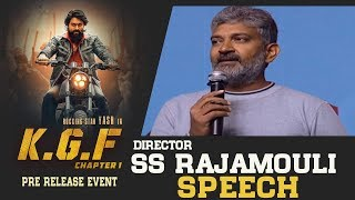 Download Director SS Rajamouli Superb Speech @ KGF Movie Pre Release Event Video