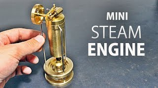 Download Mini Chinese Steam Engine Video