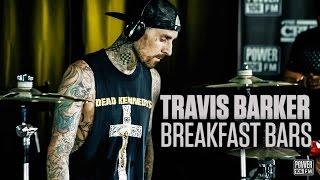 Download Travis Barker LIVE Drum Set On The Cruz Show | Breakfast Bars Video