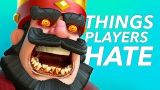 Download 10 Things Clash Royale Players HATE Video