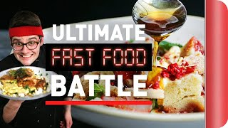 Download Chef vs. Chef ULTIMATE FAST FOOD BATTLE Video