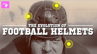 Download The Evolution of Football Helmets Video