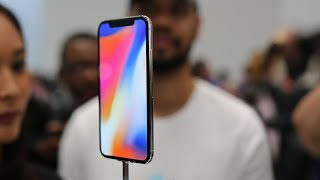 Download Apple iPhone X first look Video