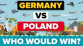 Download Germany vs Poland - Who Would Win - Military Comparison Video