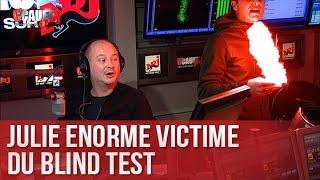 Download Julie énorme victime du blind test - C'Cauet sur NRJ Video