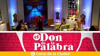 Download Carla Conte, Sandra Lustgarten, Julieta Otero y Veronica Perdomo en El Don de la Palabra Video
