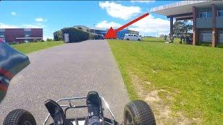 Download Go Karts VS High School - CRAZY WEEK 2016 Video