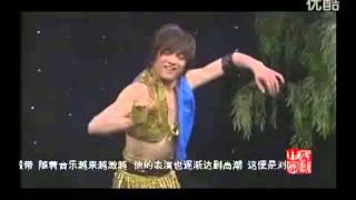 Download 刘福洋[走回大草原] 大气深沉的蒙古舞 Video