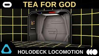 Download Tea For God - Holodeck Locomotion in VR Video