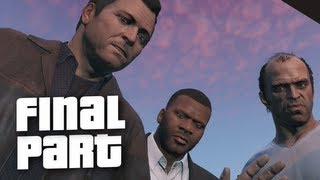Download Grand Theft Auto 5 Ending / Final Mission - Gameplay Walkthrough Part 70 (GTA 5) Video