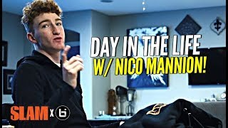 Download Nico Mannion: Day In The Life!! Kickin' It w/ Arizona's Player of The Year!! Video