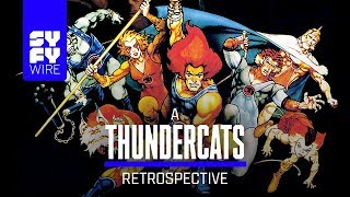 Download Thundercats: A Look Back   SYFY WIRE Video