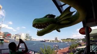 Download Baltimore Inner Harbor Video