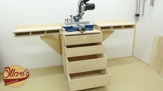 Download The Ultimate Mobile Miter Saw Station Video