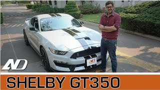 Download Ford Shelby GT350 - Nada que envidiarle a los europeos. Video