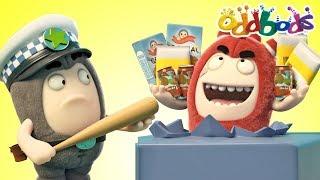 Download Oddbods - FOOD FIASCO #3 | Funny Cartoons For Kids | The Oddbods Show Video
