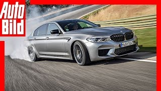 Download BMW M5 Competition (2018) - Details/Test/Review Video