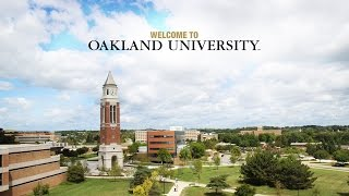 Download Welcome to Oakland University Video