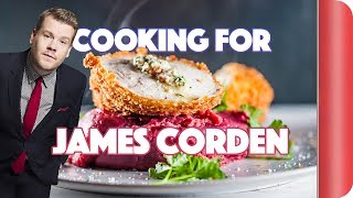 Download Cooking Chicken for James Corden | Step Up To The Plate Video
