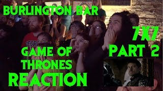 Download GAME OF THRONES Reactions at Burlington Bar /// 7x7 Part TWO \\\ Video