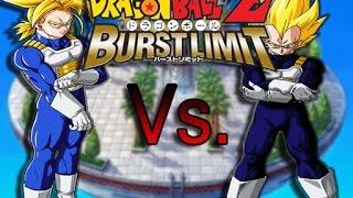 Download Dragon Ball Z: Burst Limit Trunks Vs. Vegeta *With Drama Pieces* Video