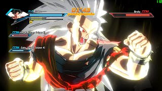 Download Dragon Ball Xenoverse PC (144 FPS) Super Saiyan 5 Goku Gameplay Video