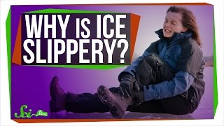 Download Why Is Ice Slippery? Video
