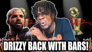 Download New DRAKE!   Drake - Omerta & Money In The Grave (REACTION!) Video