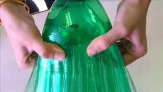 Download Reuse of Soda Bottles Video