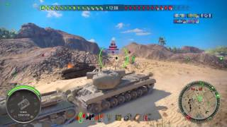 Download World of tanks PS4 - T29 heavy tank gameplay Video